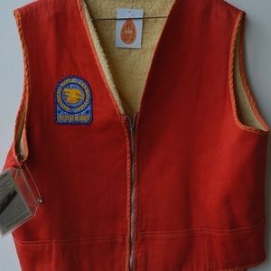 Other - 1992 NRA Sherpa Lined Vest